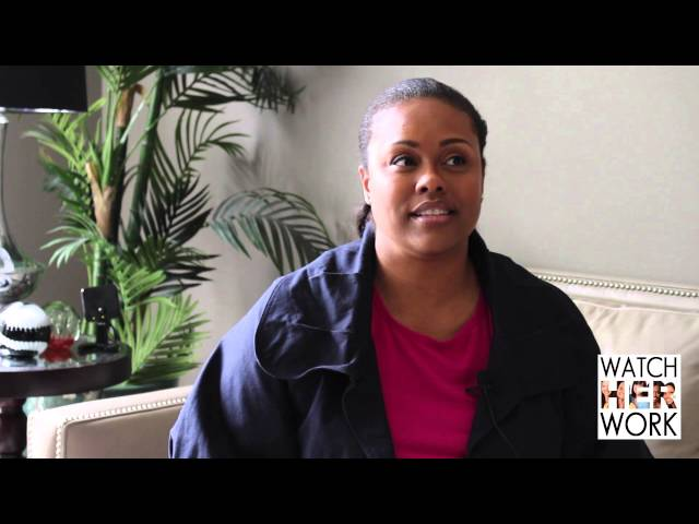 Office Dynamics: Handling Unwanted Advances, Denise Hamilton | WatchHerWorkTV