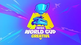 Fortnite World Cup Creative & Pro-Am - Day 1