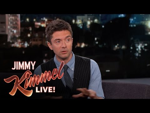 Topher Grace Got Recognized at a Murder Trial