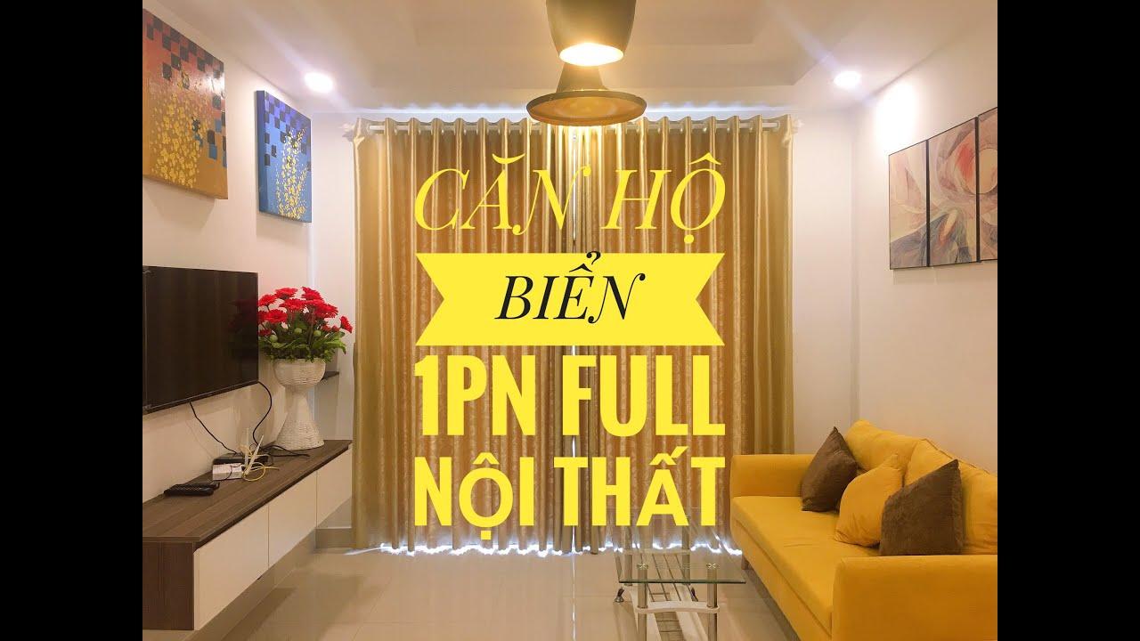 Bán chung cư giá rẻ cao cấp biển Melody Vũng Tàu full nội thất ,chỉ 1,x tỷ ♥️ Nhà nhỏ mà không nhỏ 1