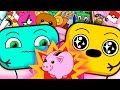 Advertising victim | Accident prevention ❒ The TinyBlocks Funny Cartoon & Child Development