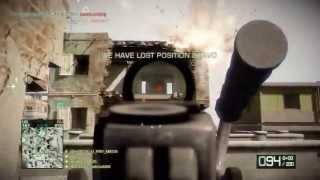 Battlefield Bad Company 2 - PS3 Multiplayer Gameplay #2