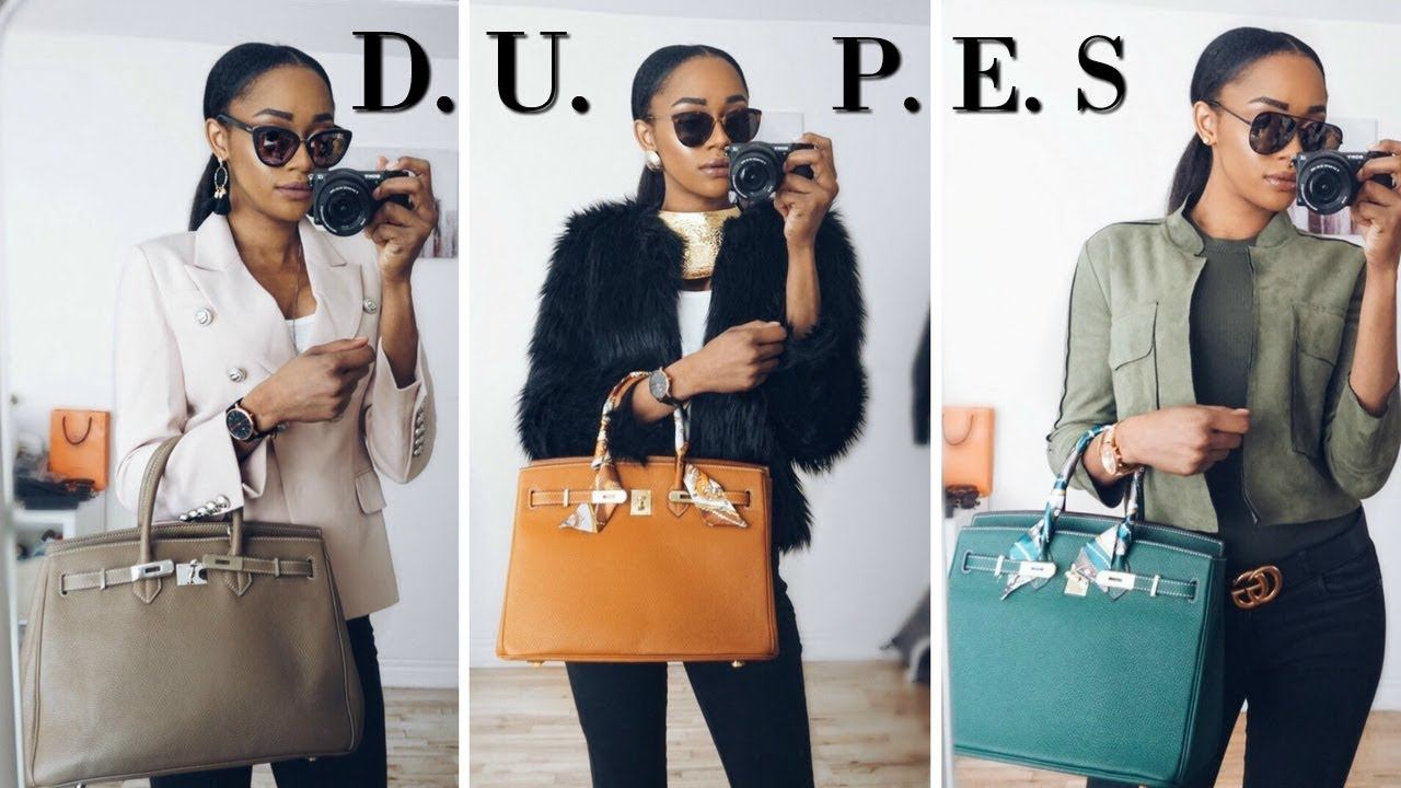 Kloset Dupes3 Ma Looks⎮maggy Collection De Sacs Youtube hrdCtQxs