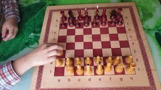 Учимся играть в шахматы в первом классе . Урок 1