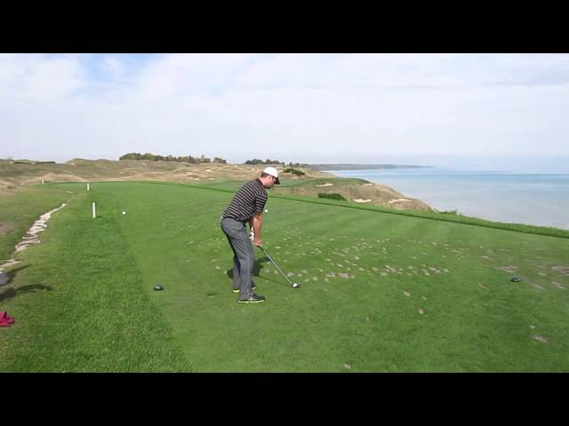 A Day at Whistling Straits Golf Course - The American Club, Kohler, WI