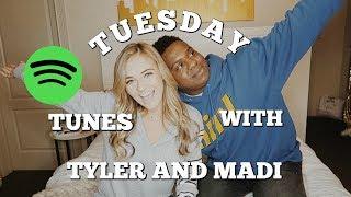 TUESDAY TUNES W TYLER! | ft. Madi Westbrooke