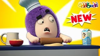 Oddbods | Bake Off | NEW | Funny Cartoons For Children
