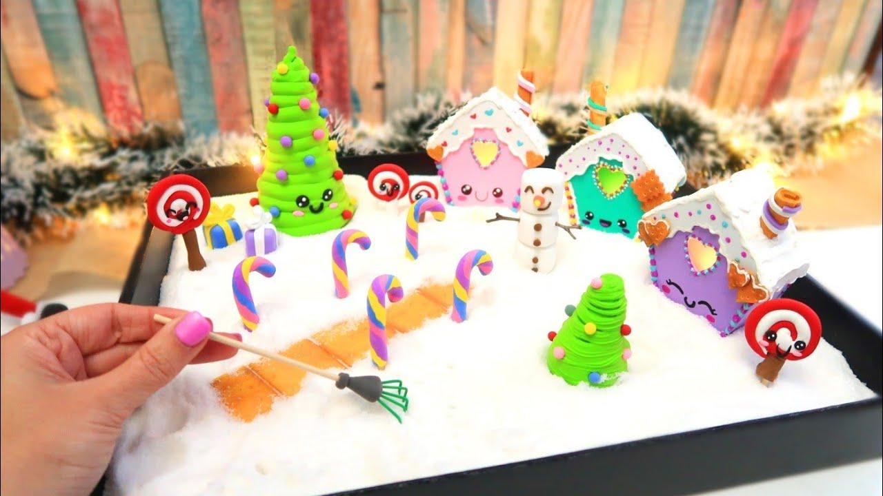 C mo hacer un jard n zen en miniatura de navidad kawaii - Hacer un jardin zen ...