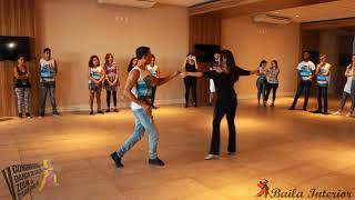 Lidio Freitas e Monique Marculano - Demo. Zouk (V Congresso de Dança de Salão Cabo Frio)