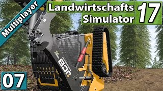 Voosle hats kaputt gemacht ► LS17 Multiplayer deutsch #7