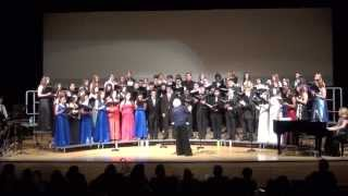 Carmina Burana Part 2 - CCHS Choir (Directed by Natalia Borowiec)