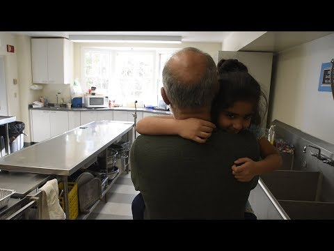 Taking sanctuary, a family fights a deportation order