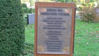 Begrüßung: 60 Jahre Kreuz des Deutschen Ostens in Dülken - Mahnmal gegen Vertreibung 1951-2011