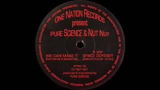 DJ Nut Nut & Pure Science - Space Odyssey (Technical Mix)