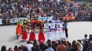 Hebstar  - Chile Lindo 2014 Hammarkullekarneval2014 HD