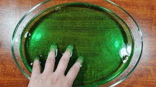 CLEAR DISH SOAP SLIME!!Testing NΟ GLUE Dish Soap And Salt Clear SLIMES!
