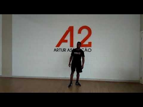 COREOGRAFIA:  Professor: Choco-show Cia Axé Uai - Paixão Antiga (Part. GILBERTO GIL)