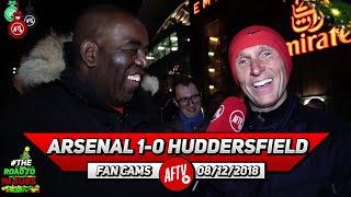 Arsenal 1-0 Huddersfield | If Torreira Was 2ft Taller He'd Be As Good As Viera! (Lee Judges)