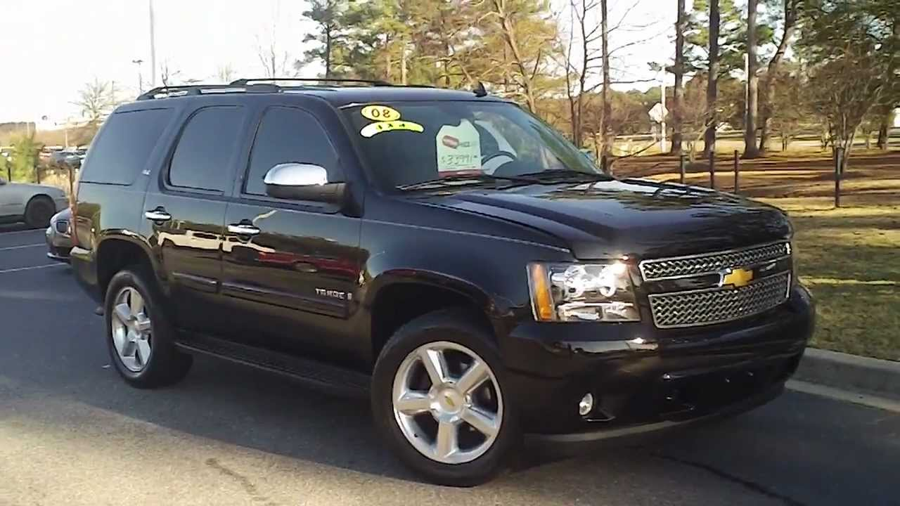2008 chevrolet tahoe ltz capitol automotive used cars florence sc. Cars Review. Best American Auto & Cars Review