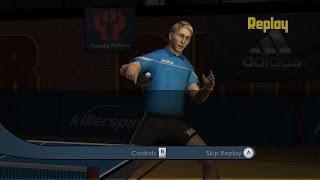 Dolphin Emulator 4.0.2 | Rockstar Games presents Table Tennis [1080p HD] | Nintendo Wii