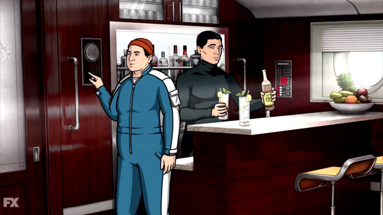 Archer season 4 episode 12 loveyou youtube - Archer episodes youtube ...