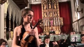 Shostakovich Violin Concerto No.1 - Violin: Eleanor Corr. Conductor: Daniel Capps. Orchestra: ULSO