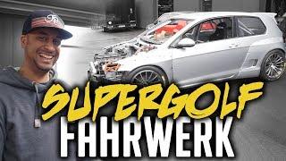JP Performance - VW Supergolf Fahrwerk!