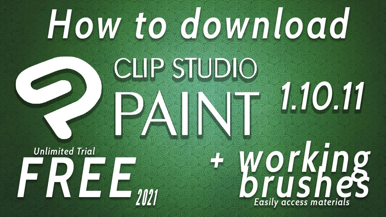 Download How to download Clip Studio Paint EX 1.10.11 (FREE, latest version) 2021