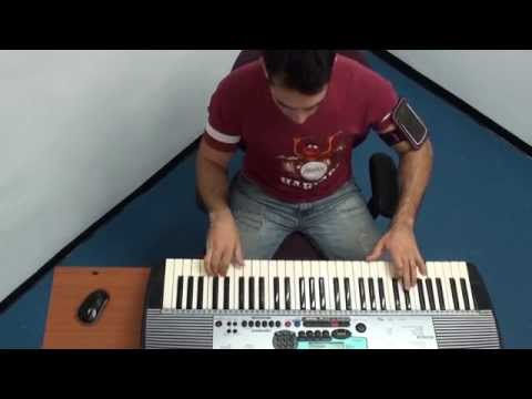 A New Way to Play: Android based Synthesizer Pitch Bend - by Technion students