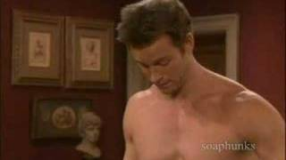 Eric Martsolf - shirtless (2) stripping!