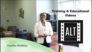 Training & Educational Video Production