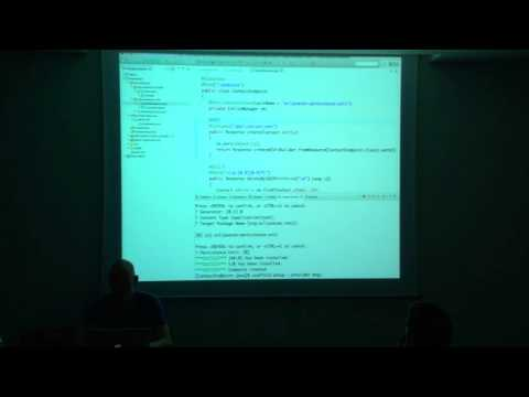 Live! Building a mobile app with Eclipse Thym and a Java EE backend 2
