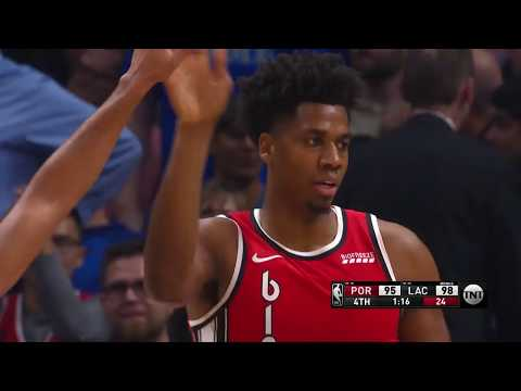LA Clippers vs. Portland Trail Blazers | November 7, 2019