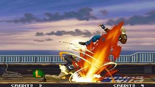 【TAS】Garou: MOTW ~ Terry Bogard  (Survival Mode)