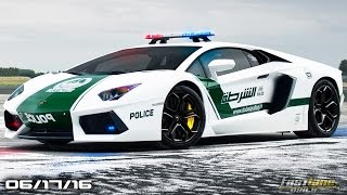 Dubai Police Seize 81 Cars, Top Gear Switches it Up, 2017 Honda Accord Hybrid - Fast Lane Daily