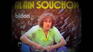 Watch Alain Souchon Bidon video