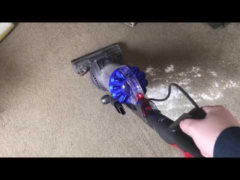 Dyson DC40 Vacuums Up Baking Soda