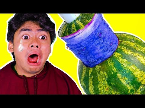 RARE BLUE $100,000 WATERMELON FOUND! (Hacker)