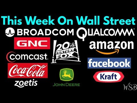 This Week On Wall Street #17 February 18, 2018