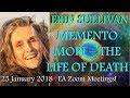 Erin Sullivan MEMENTO MORI THE LIFE OF DEATH mp3