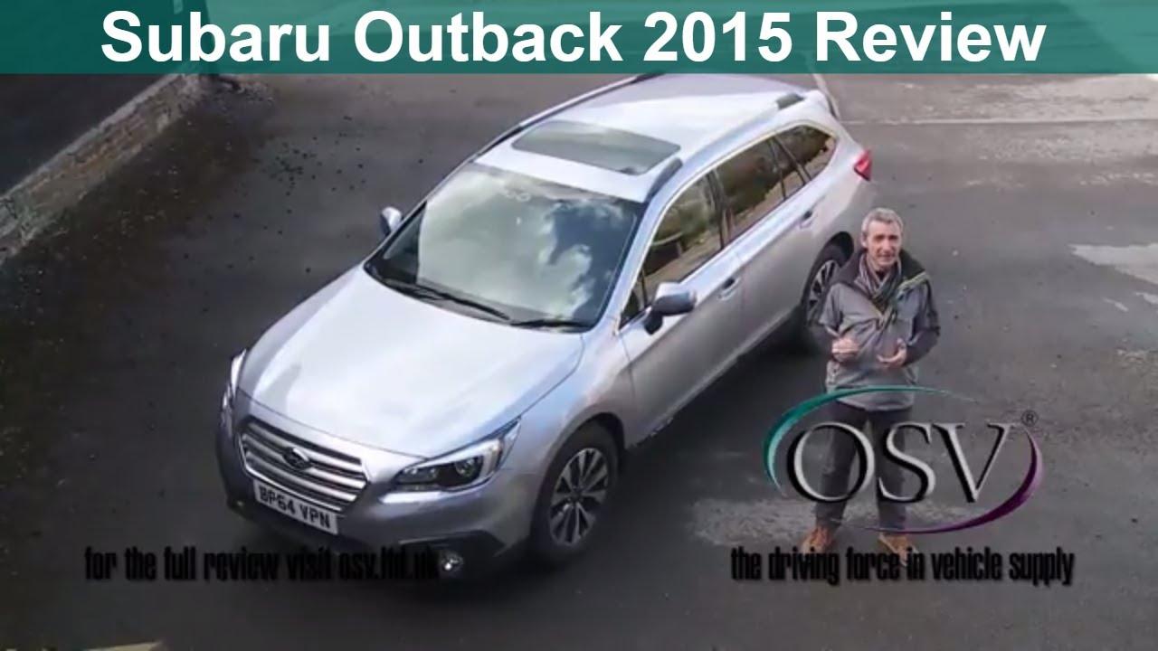 Subaru Outback Estate Lease   Subaru Outback Finance deals