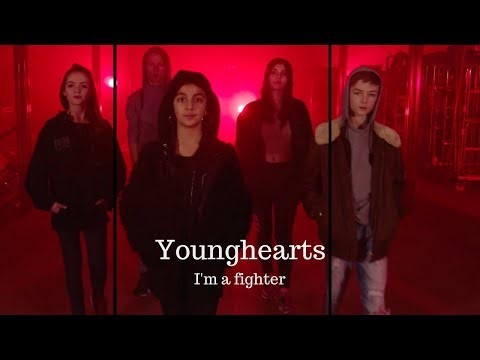 I'm a fighter (official video) Younghearts