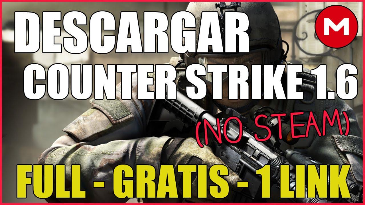descargar counter strike 1.6 mega 1 link