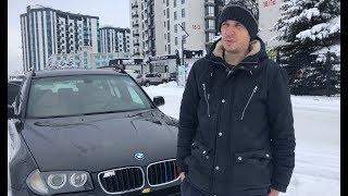 BMW X3 | E83 | ТЕСТ ДРАЙВ