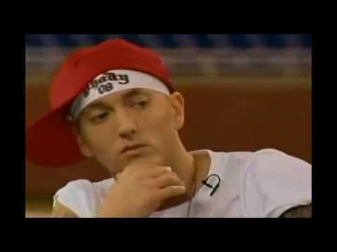 """Eminem talks about the  beef with """"Ja Rule"""""""