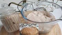 So einfach könnt ihr Hefe Selber herstellen  I 2 einfache Rezepte aus 2 Zutaten und wenig Aufwand