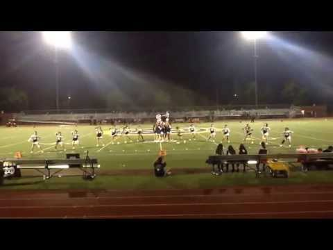 """MDCHS Cheer Team- Homecoming Rally Routine 2015 """"Fetty Wap 679"""""""