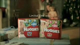 New Huggies Pull Ups Christmas Edition HD