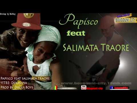 Papisco Feat Salimata Traore Titre Dounuya Prod by Djigui Prod