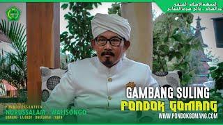 Gambang Suling _Oleh Prof. DR. KPP Noer nasroh HD